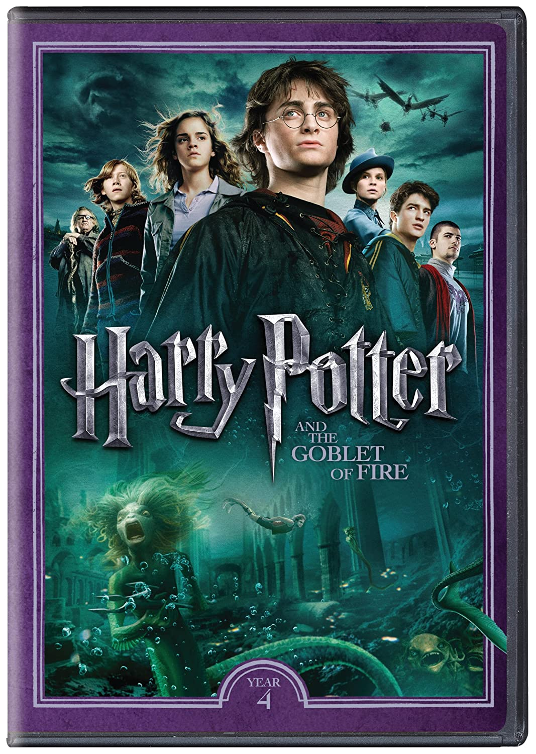 Harry Potter And The Goblet Of Fire 2005 Year 4 Amazon In Daniel Radcliffe Emma Watson Rupert Grint Mike Newell Daniel Radcliffe Emma Watson Movies Tv Shows