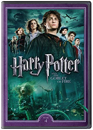 Amazonin Buy Harry Potter And The Goblet Of Fire 2005 Year 4