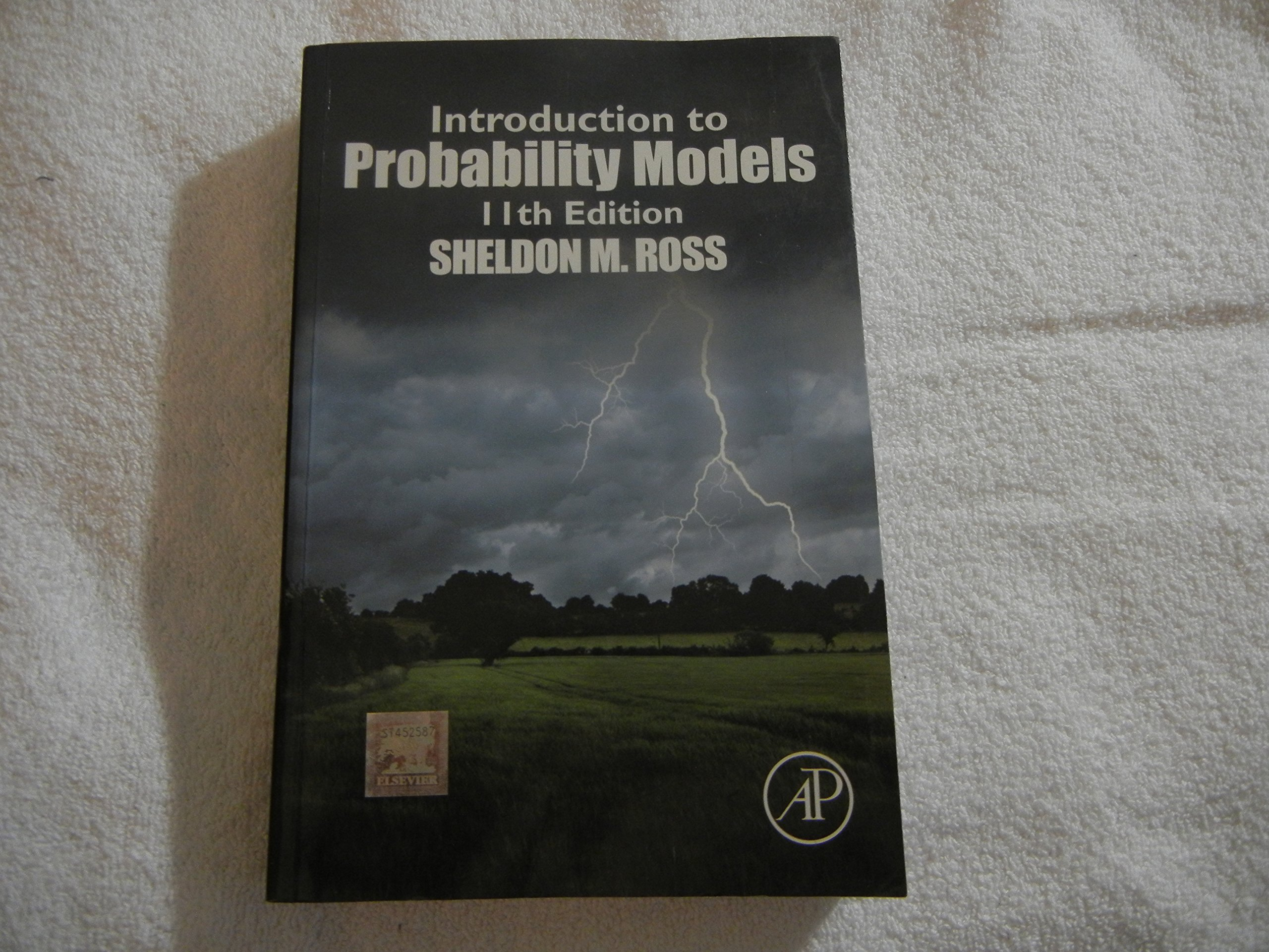 Introduction to probability models 10th. Image. Marked资料. Pdf.