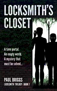 Locksmith's Closet (Locksmith Trilogy Book 1)