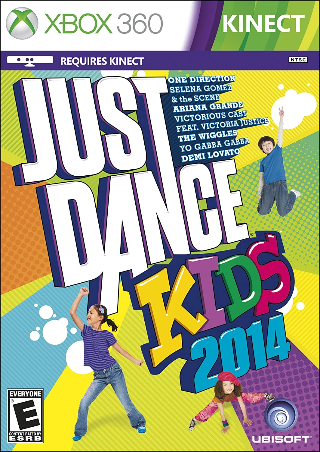 Just Dance Kids 2014 (Xbox 360) by Ubisoft: Amazon.es: Videojuegos