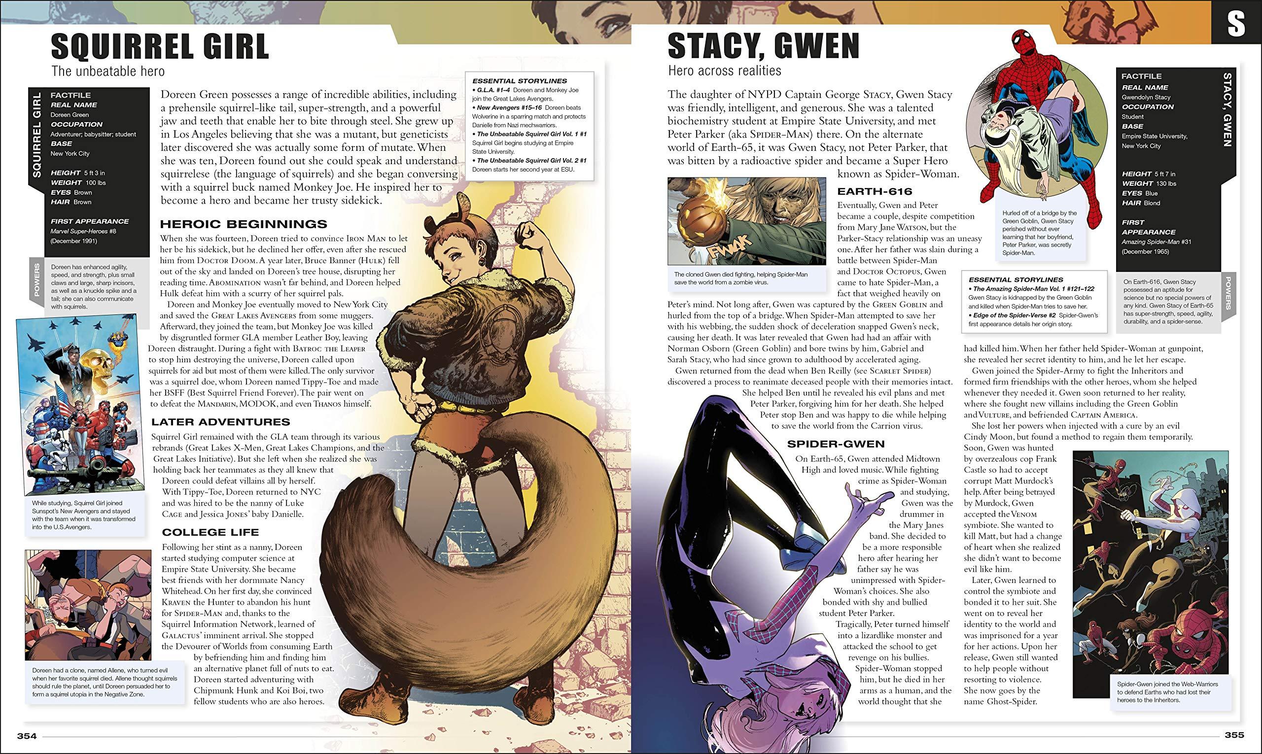 Marvel Encyclopedia, New Edition: Stan Lee, DK: 9781465478900