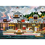 Buffalo Games - Charles Wysocki - By The Sea - 1000 Piece Jigsaw Puzzle