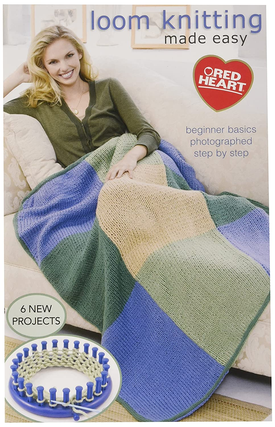 Amazon coats clark books loom knitting made easy bankloansurffo Image collections