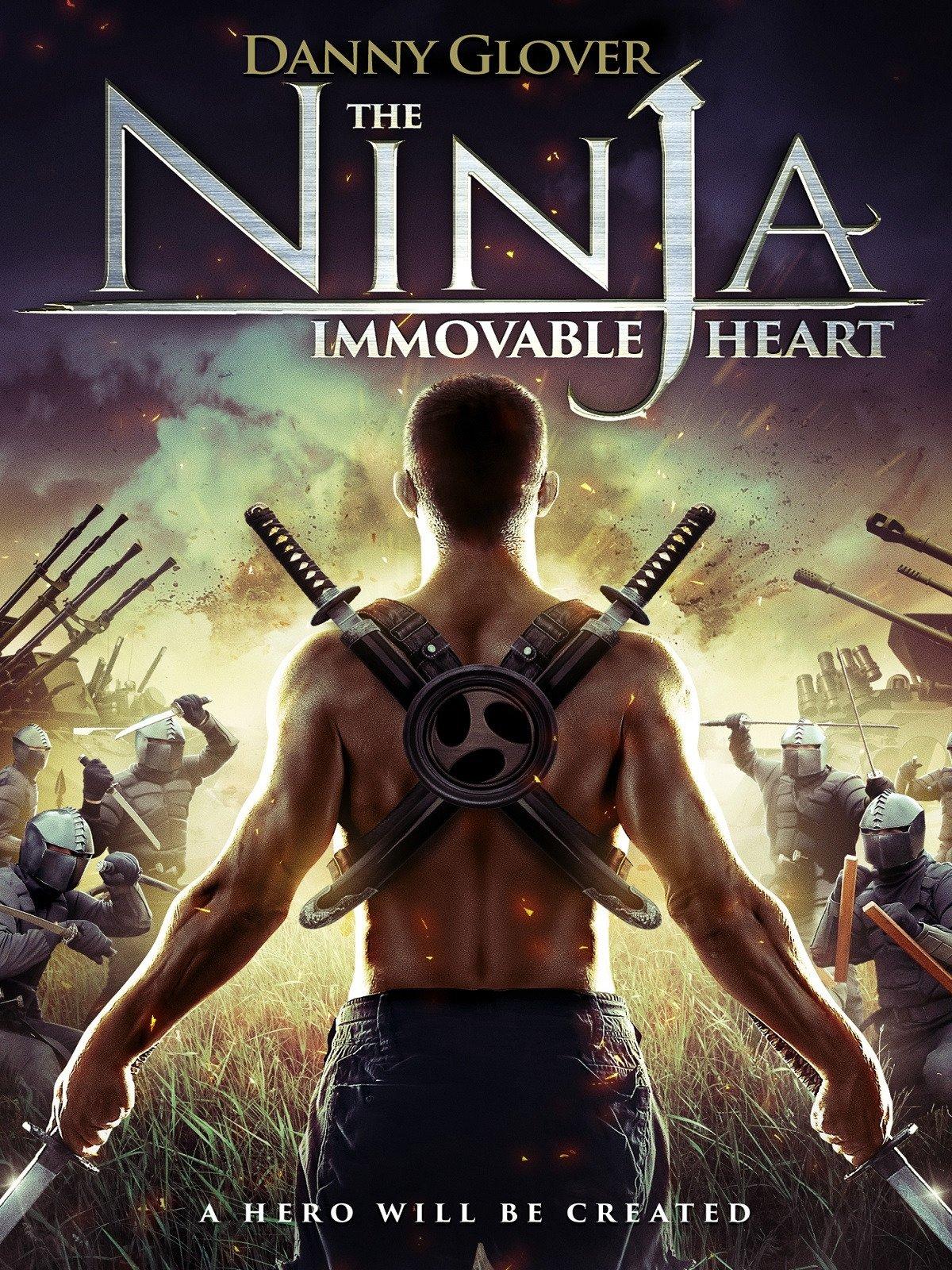 Amazon.com: Watch Ninja Immovable Heart   Prime Video