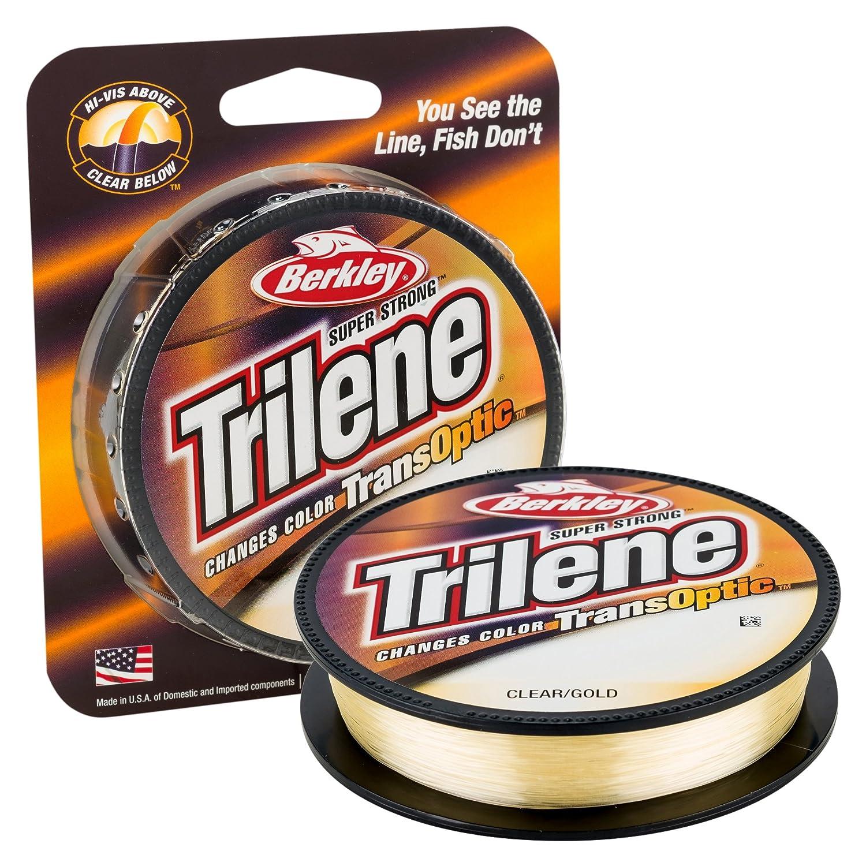 人気ブランドを Trilene 201 Transoptic、25lb | 11.3 KG |、220yd | 201 B0188PDEUG Mモノフィラメント – 25lb | 11.3 KG – 220yd | 201 M Clear Gold B0188PDEUG, キタウラチョウ:8c7ca205 --- a0267596.xsph.ru