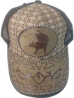 Gorra Charra Western Cowboy GO ID 140 Negro/Beige