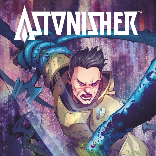 Astonisher  (Issues) (11 Book Series)