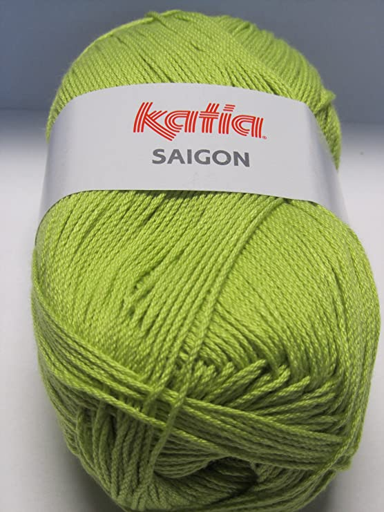 Katia – Saigon – 100 g; Fb. 13 (Lima): Amazon.es: Hogar