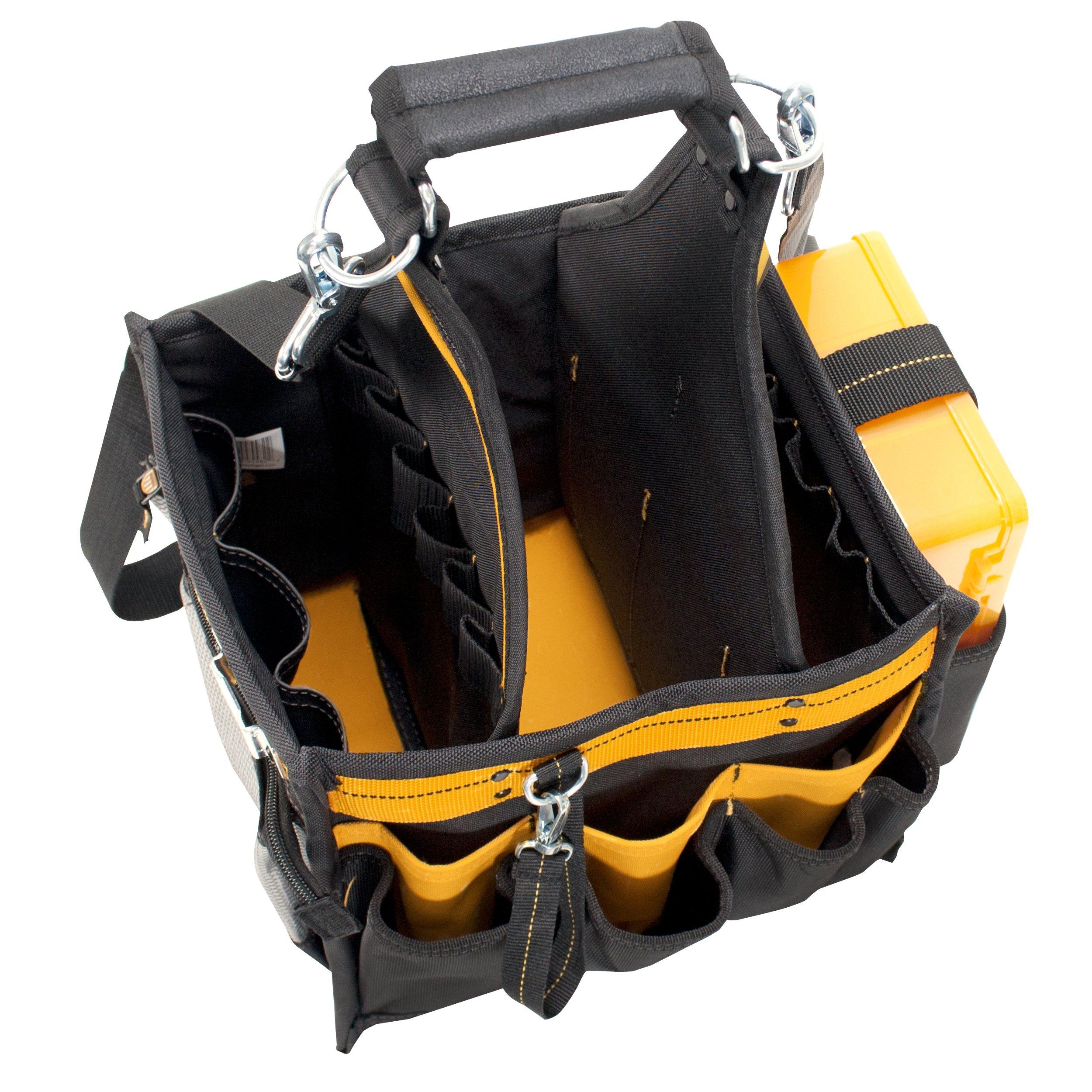 DEWALT DG5582 Electrical and Maintenance Tool Carrier & Parts Tray, 11 In., 23 Pocket by DEWALT