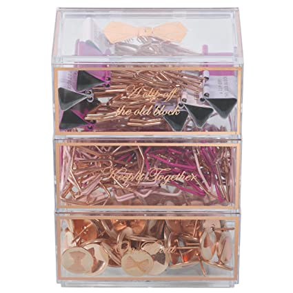 44730ffb1 Amazon.com   Ted Baker Desk Set with Paper Clips