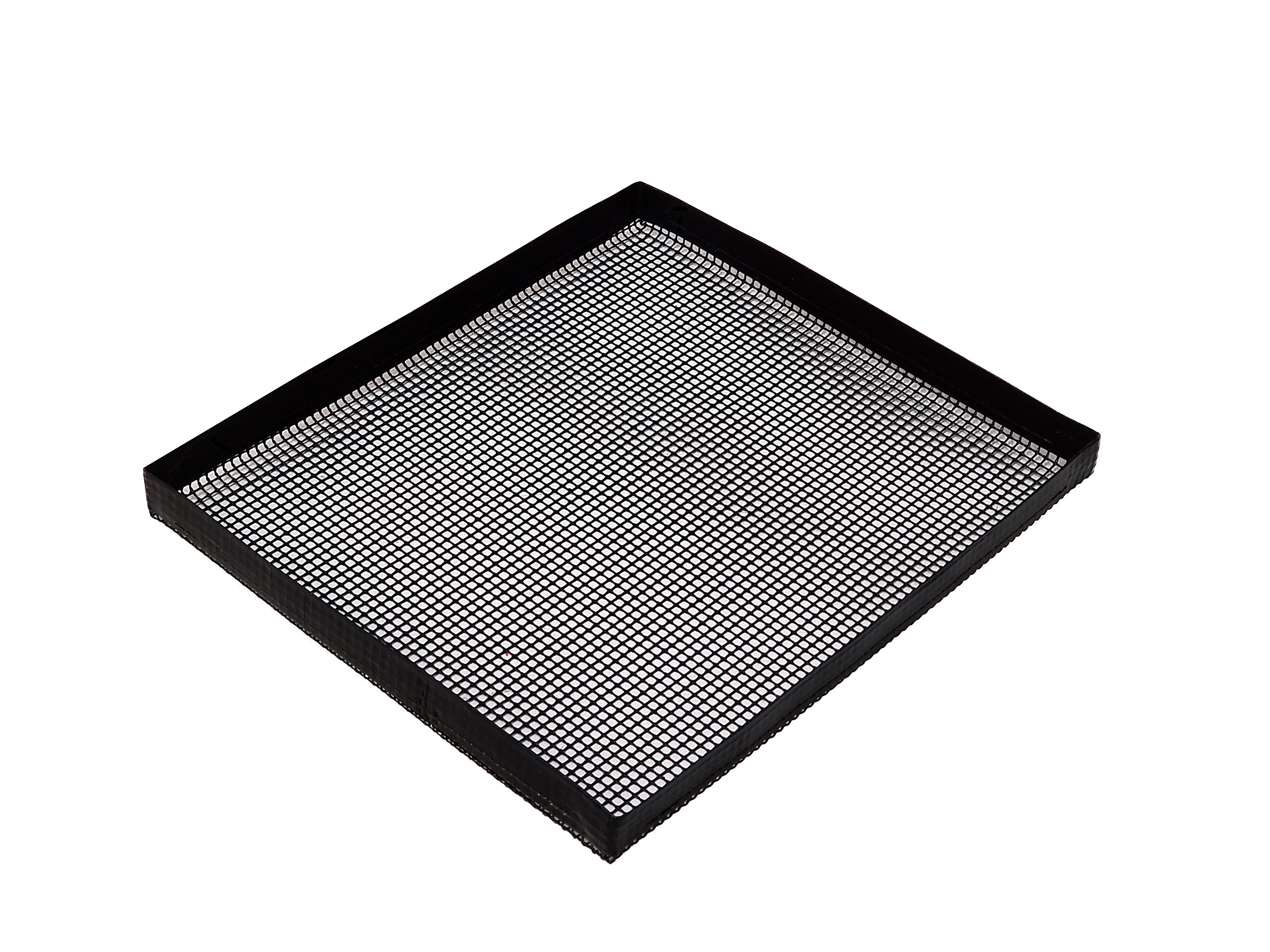11.5'' X 13'' PTFE Wide Mesh Oven Basket for TurboChef, Merrychef, and Amana (Replaces P80015) and Meets Subway Specification