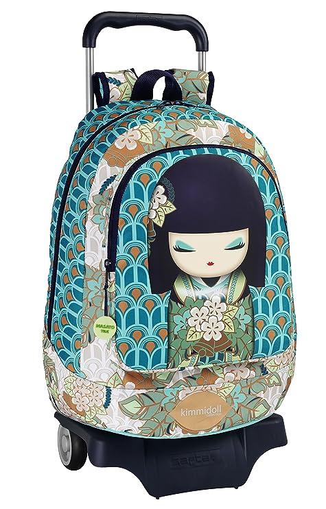 Kimmi Doll - Mochila Carro Grande, 33 x 46 cm (SAFTA 621531160)