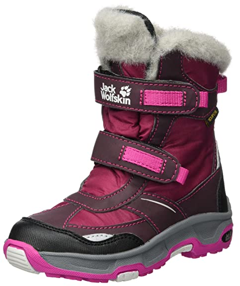 a0dc1ee10bf0c Jack Wolfskin S Snow Flake Texapore Scarpe da Arrampicata Alta Bambina