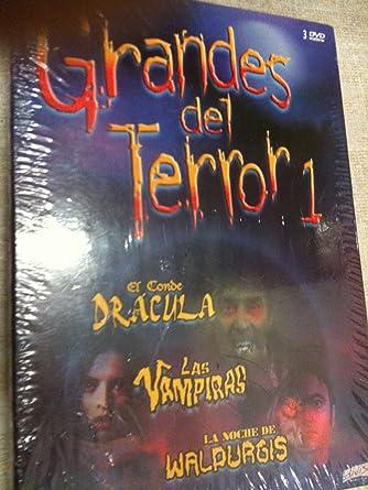 Pack Grandes Del Terror Vol. 1 [DVD]: Amazon.es: Varios: Cine y Series TV