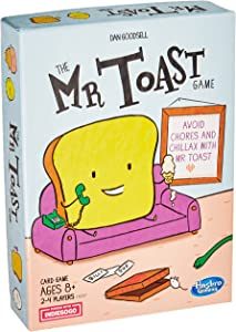 Hasbro Gaming The Mr. Toast Game