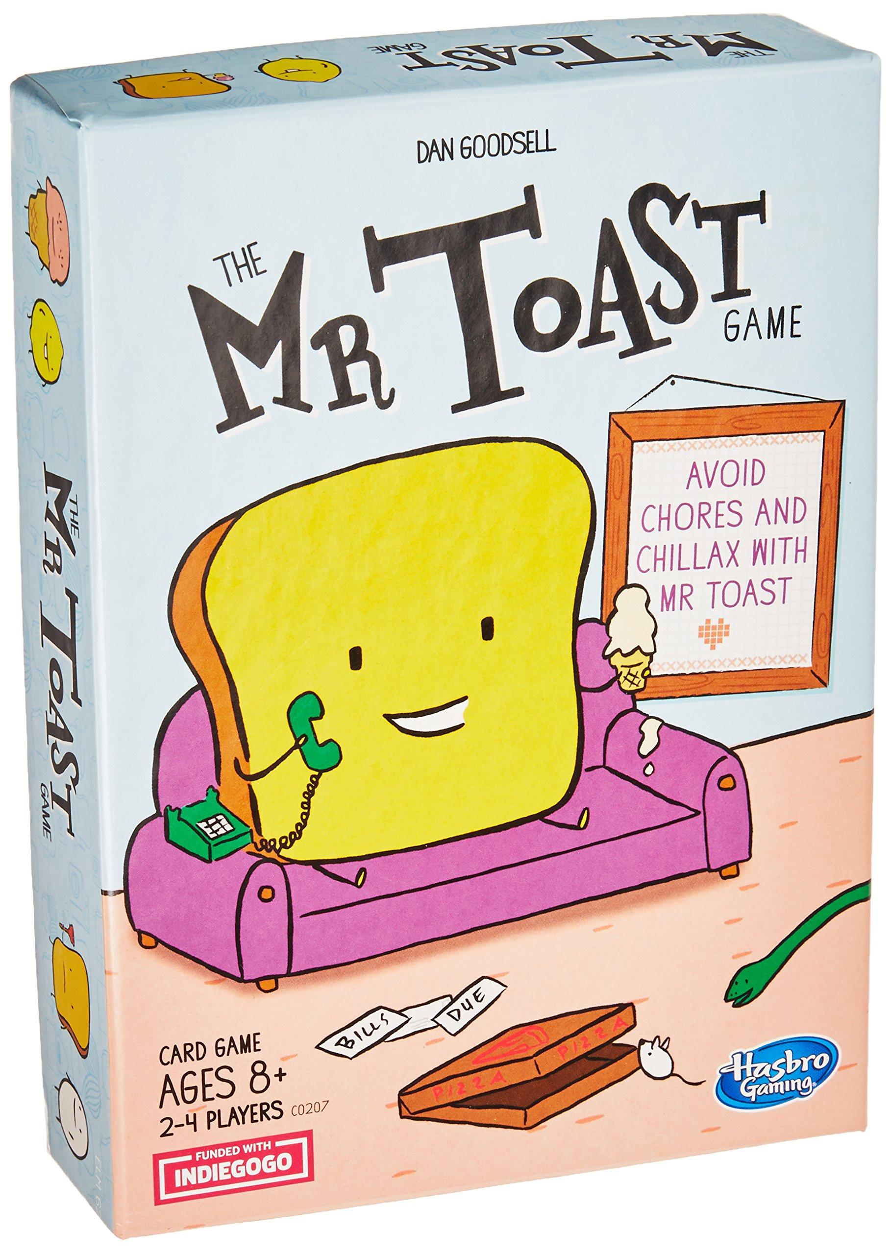 Hasbro The Mr. Toast Game