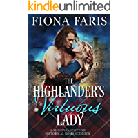 The Highlander's Virtuous Lady: A Historical Scottish Romance Novel