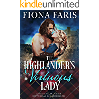 The Highlander's Virtuous Lady: A Historical Scottish Romance Novel