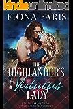 The Highlander's Virtuous Lady: A Historical Scottish Romance Novel (Lasses of Tweeddale Book 1)