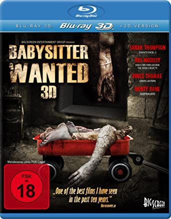 Amazon Com Babysitter Wanted 3d Movies Tv