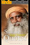 Sadhguru Jaggi Vasudev Quotes (English Edition)