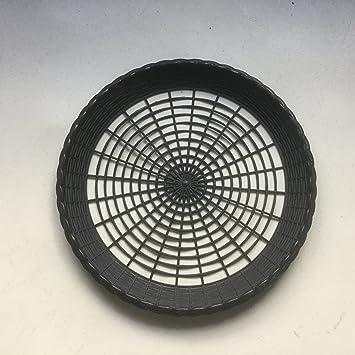 FREEDco Reusable Black Plastic Paper Plate Holder for 9\u0026quot; Plates ... & Amazon.com: FREEDco Reusable Black Plastic Paper Plate Holder for 9 ...