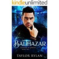 Balthazar: Warlocks of Amherst Book Two book cover