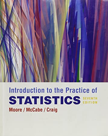 Amazon introduction to the practice of statistics 7th edition introduction to the practice of statistics 7th edition fandeluxe Choice Image