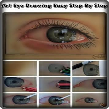 Amazoncom Art Eye Drawing Easy Step By Step Appstore For Android