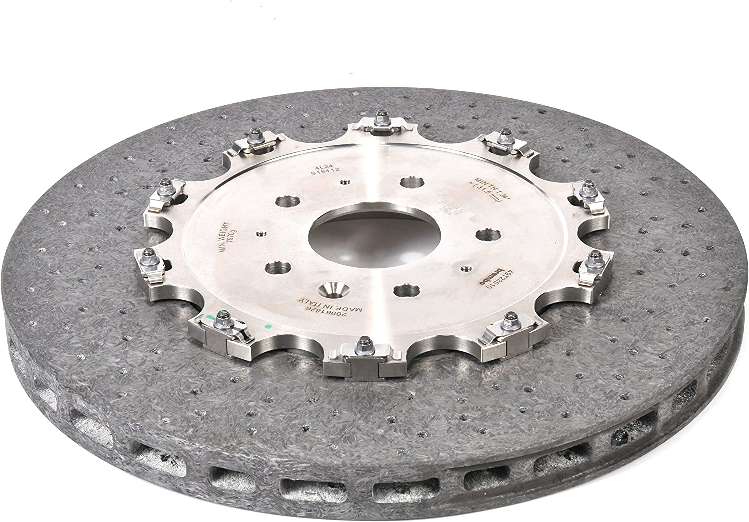ACDelco 177-1120 GM Original Equipment Front Disc Brake Rotor