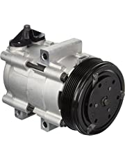 Denso 471-8144 New Compressor with Clutch