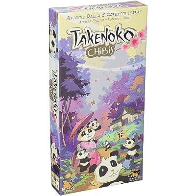 Takenoko: Chibis Expansion: Toys & Games