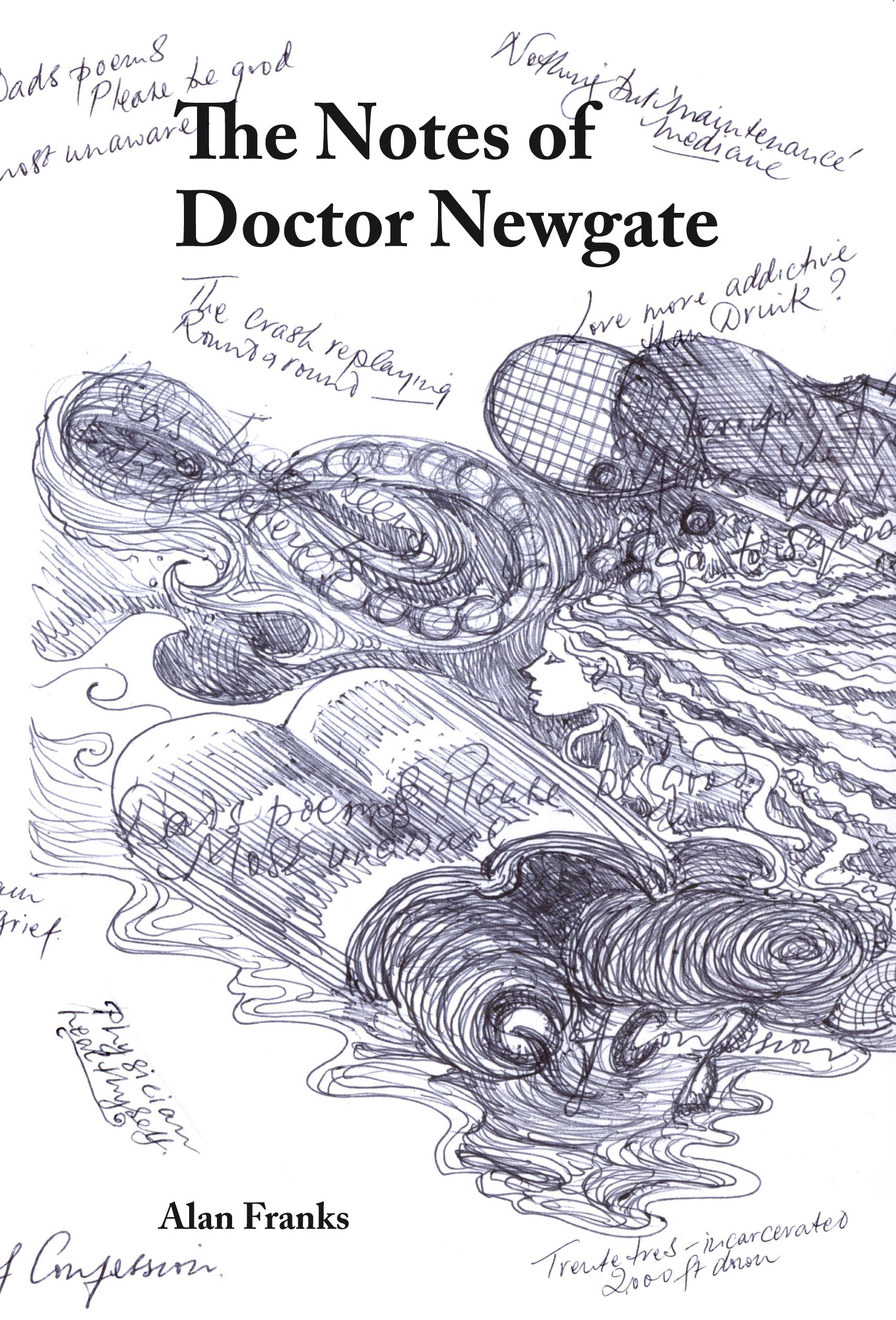 Read Online The Notes of Doctor Newgate ebook