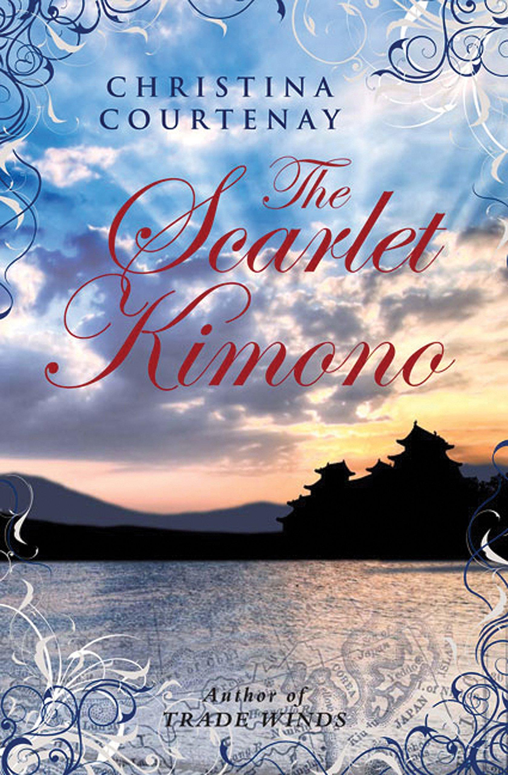 The Scarlet Kimono, Courtenay, Christina