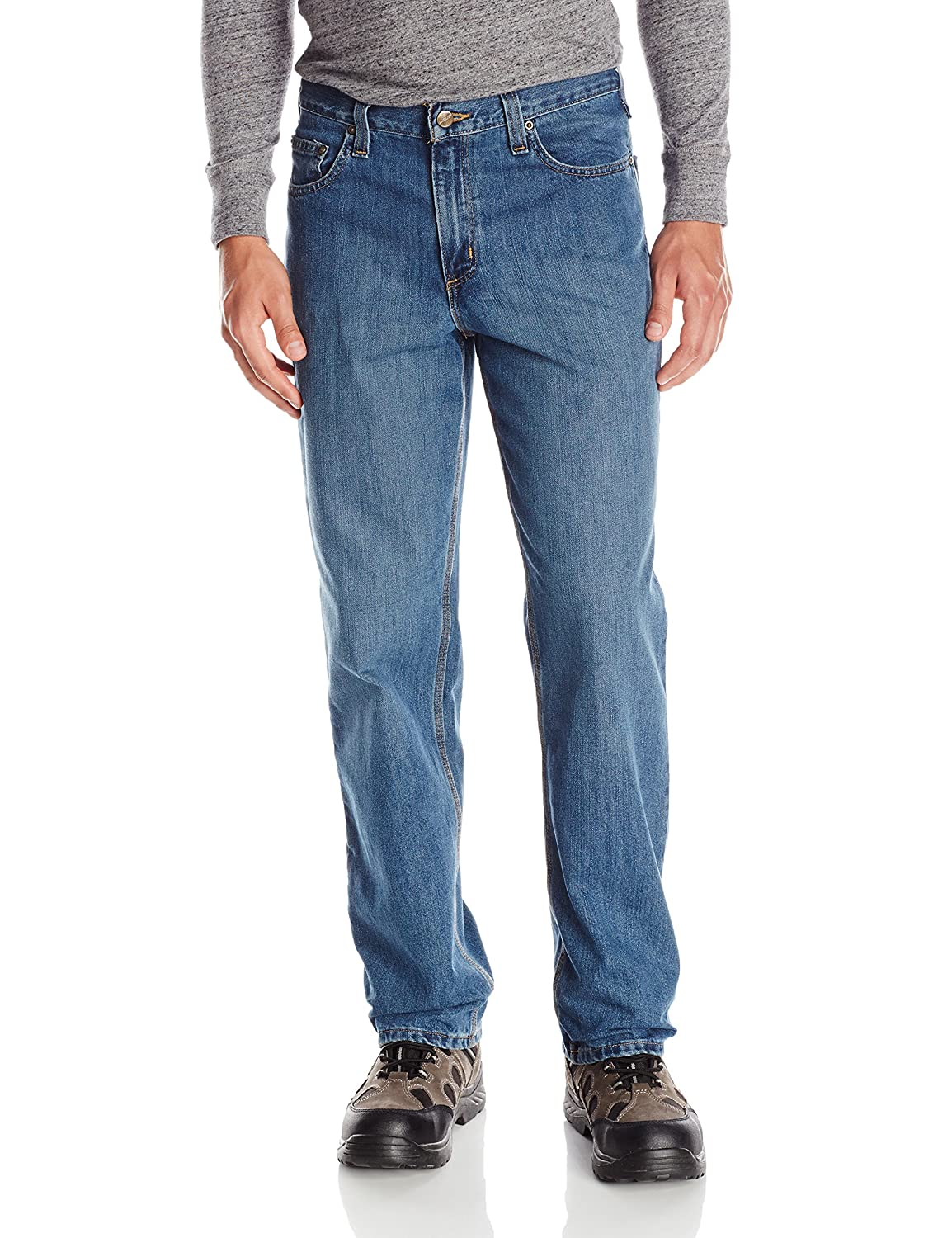 Carhartt Mens Relaxed Fit Holter Jean