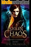 Stolen Chaos: An Urban Fantasy Novel (The Cardkeeper Chronicles Book 1) (English Edition)