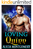 Loving Quinn: The Lone Wolf Defenders Book 2 (English Edition)
