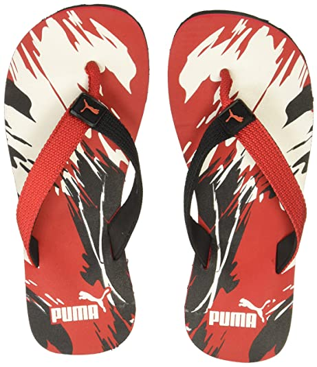 798a0cd74 Puma Unisex Terry Jr Sandals  Buy Online at Low Prices in India ...