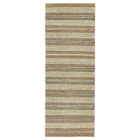 Ikea Soderup - Tappeto, tessuto naturale/Multicolore: Amazon.it ...