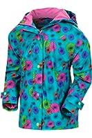 Target Dry Target Dry Evie filles imprimé veste de pluie