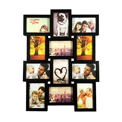 12 Picture Collage Frame Amazon Com