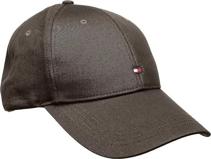 Tommy Hilfiger Classic BB Cap, Gorra de béisbol para Hombre, Grau ...