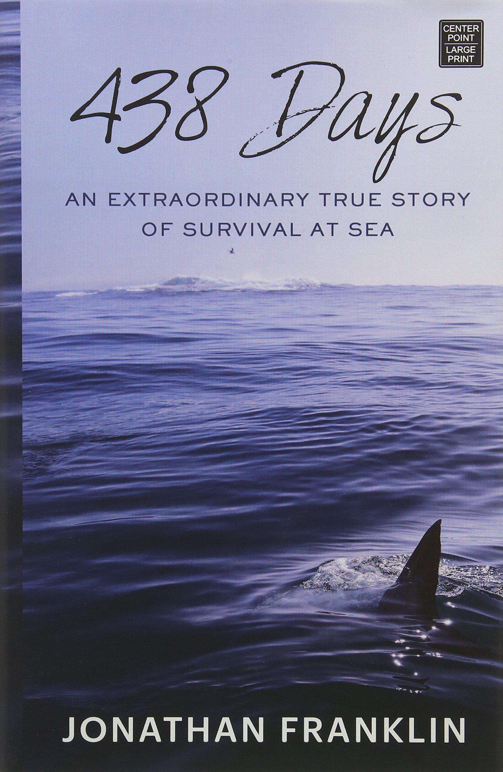 438 Days: An Extraordinary True Story of Survival at Sea pdf epub