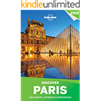 Lonely Planet Discover Paris 2019 (Travel Guide) (English Edition)