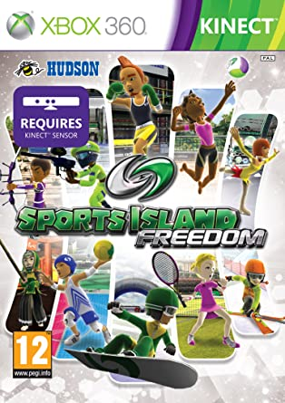 Hudson Sports Island Freedom Xbox 360 Basico Xbox 360 Ingles Video