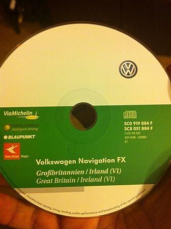 Vw Navigation Disc
