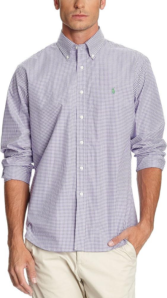 Polo Ralph Lauren Camisa Hombre RL Menswear Wovens Sport Shirts ...