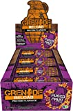 Grenade Reload Protein Flapjacks, 12 x 70 g Bars - Fused Fruit