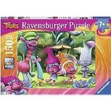 "Ravensburger 100330 ""Trolls - World of Trolls Puzzle (150-Piece)"